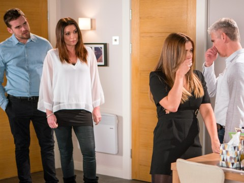 Coronation Street spoilers: Carla and Michelle Connor go to war tonight