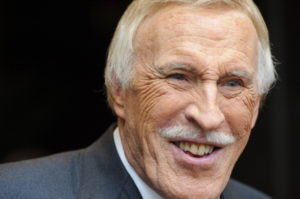 When did Sir Bruce Forsyth die, how old was he and what was his cause of death?
