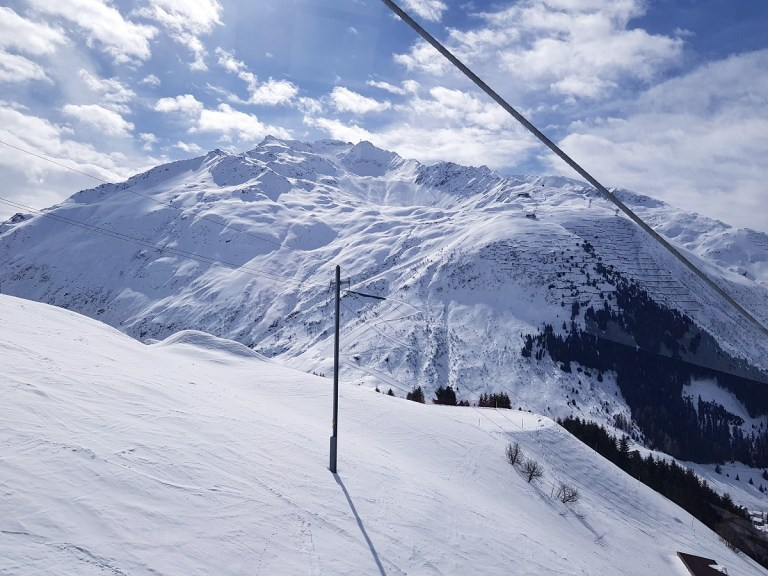 andermatt slopes