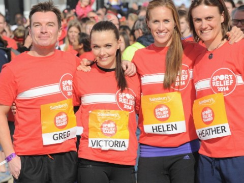 What is the Sport Relief 2018 step challenge and how to take part?
