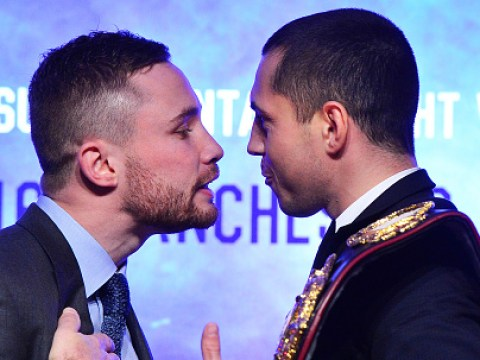 Scott Quigg to set himself on road to Carl Frampton rematch and redemption by claiming WBO strap