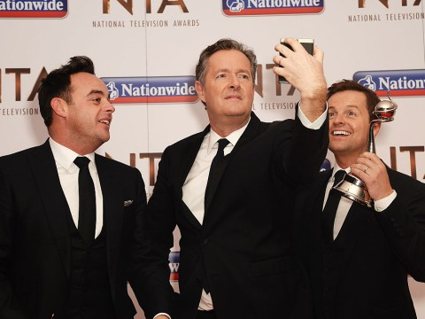 Piers Morgan brands Dec 'collateral damage' as he says Ant McPartlin 'is not the guy I know'