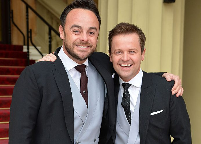 Ant and Dec promise 'neither one of us would ever be on our own out there' before car crash