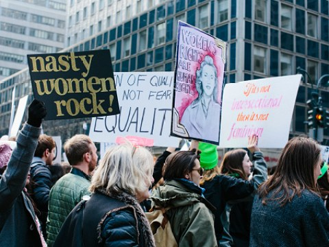 Why the International Women's day 2018 theme is Press for Progress