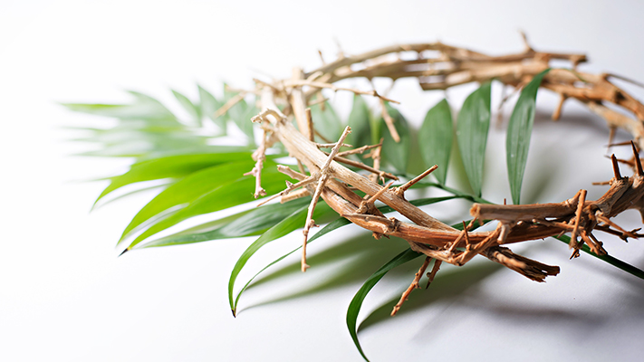 When is Palm Sunday 2018?
