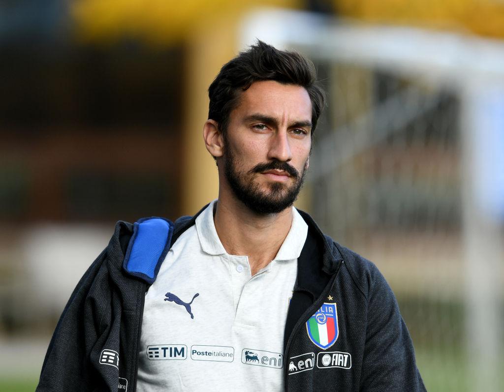 Italy international and Fiorentina captain Davide Astori, 31, announced dead