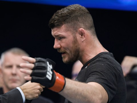 'There is no Luke Rockhold offer': Michael Bisping only wants UFC retirement fight in the UK