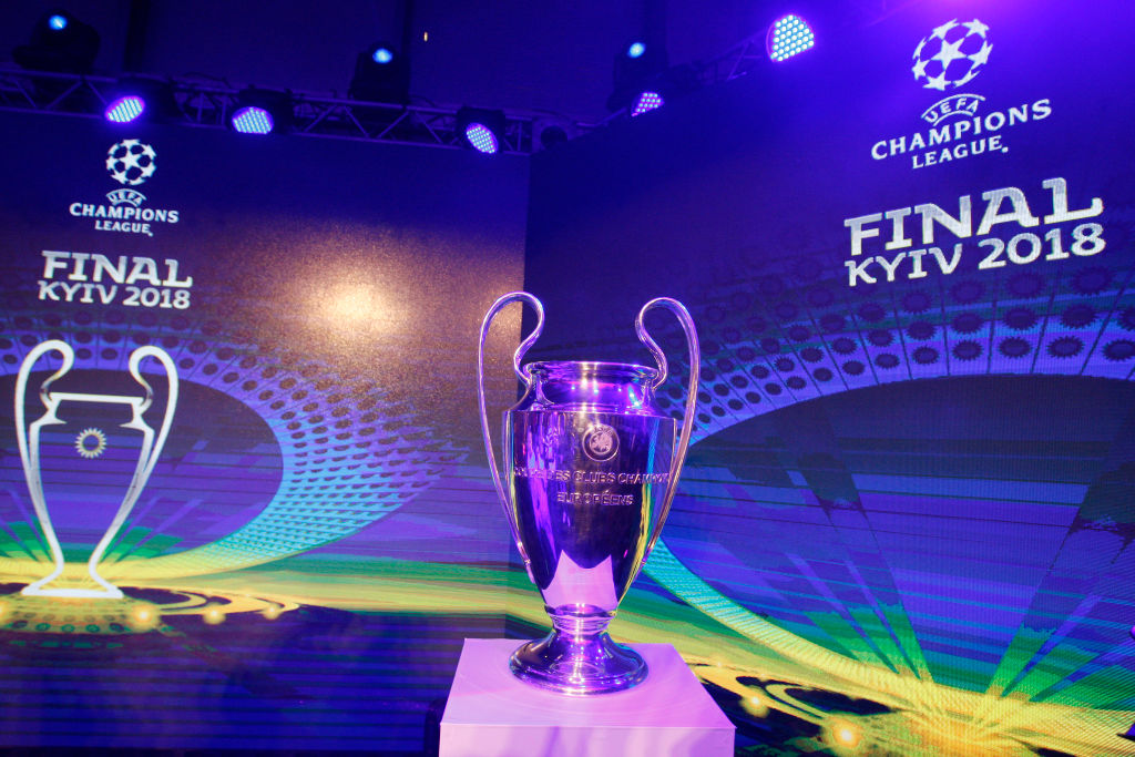 When Is The Champions League Draw Quarter Final Fixtures And 2018