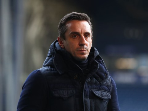 Gary Neville delivers prediction for Manchester United v Liverpool