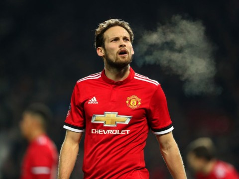 Inter Milan make signing Daley Blind from Manchester United their top priority