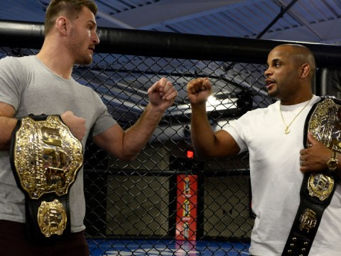 Jimi Manuwa predicts Daniel Cormier will stun Stipe Miocic in champion vs champion showdown