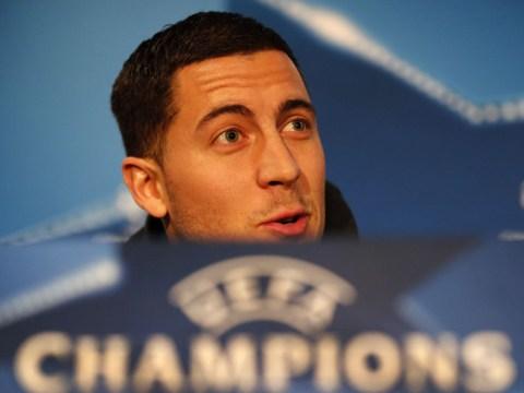 Eden Hazard names the three best players in the Premier League