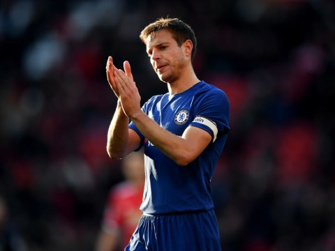 Cesar Azpilicueta urges Chelsea to 'bounce back' from Barcelona defeat in FA Cup quarter-final at Leicester City