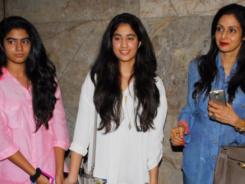 Sridevi's daughter Jhanvi turns 21 days after Bollywood actress dies