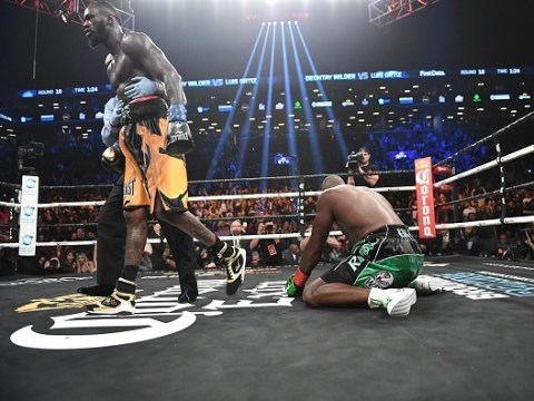 Deontay Wilder has a message for Anthony Joshua after stopping Luis Ortiz