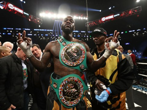 Deontay Wilder agrees to Anthony Joshua fight this summer