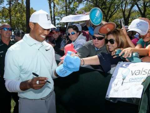 Rory McIlroy picks out the two most impressive aspects of Tiger Woods' comeback