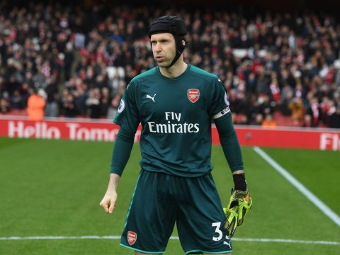 Petr Cech perfectly sums up the difference between Chelsea and Arsenal