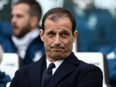 Juventus manager Max Allegri names his favourite to win the Champions League