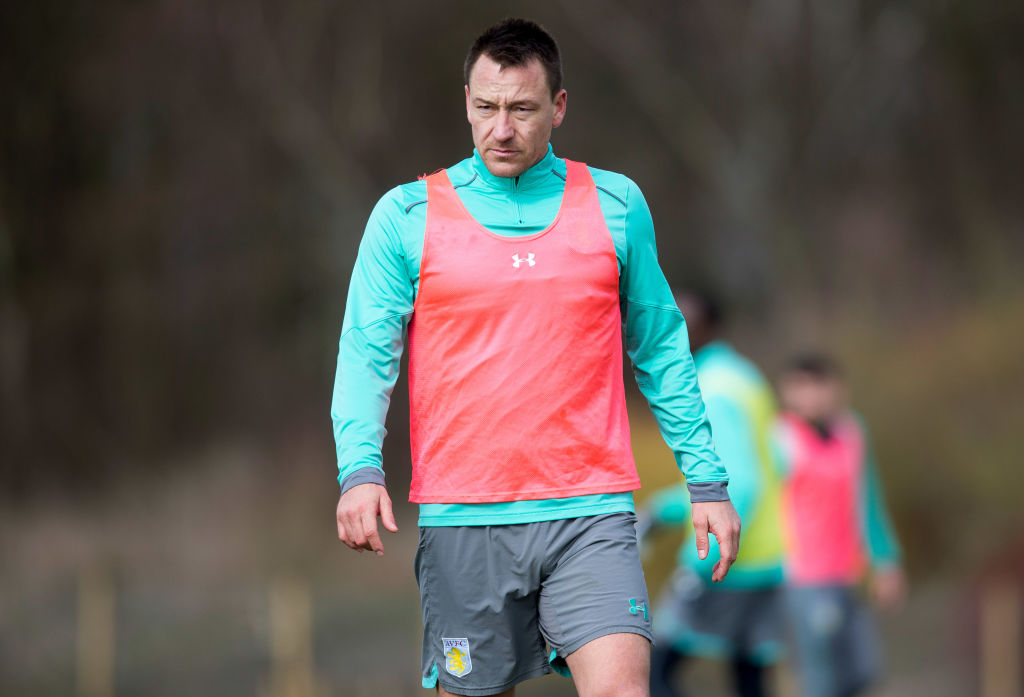 Andreas Christensen reveals John Terry's advice during dip in form