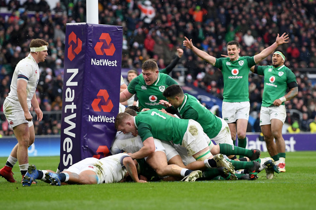 Ireland complete Six Nations Grand Slam with 24-15 win against reigning Champions England at Twickenham