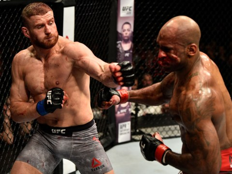 Jan Blachowicz gains sweet revenge over Jimi Manuwa in Brit's backyard at UFC London