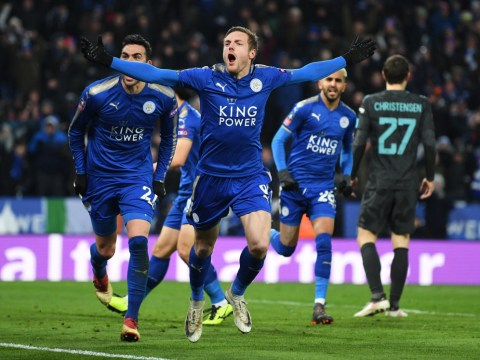 Leicester and Chelsea make FA Cup history by going to extra-time