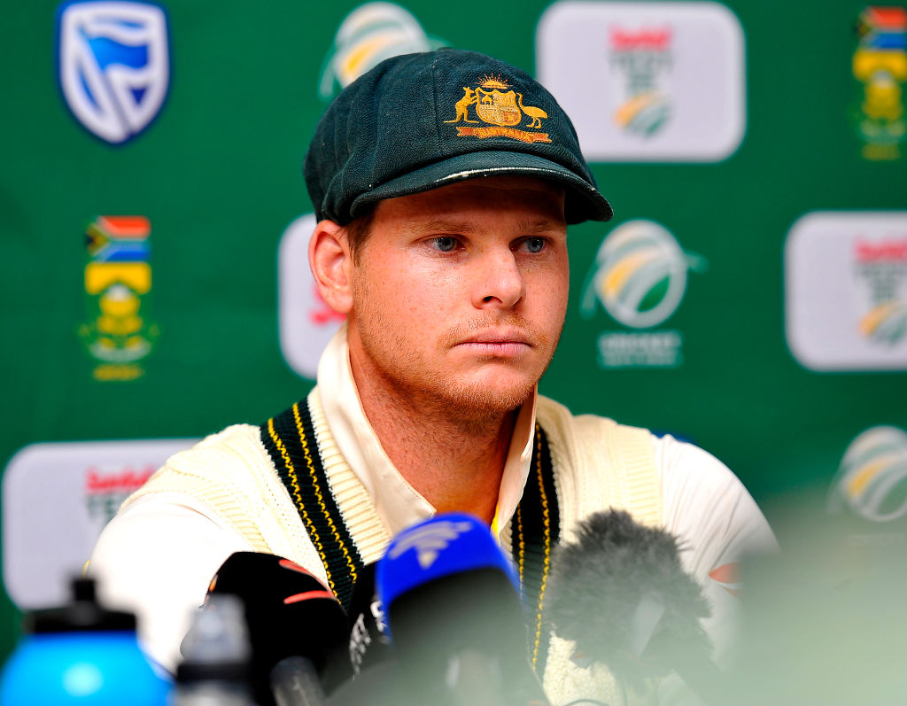 Steve Smith speaks out for the first time since being banned by Australia for cheating