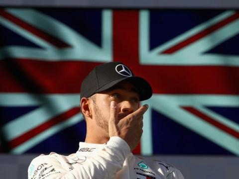 Lewis Hamilton takes positives from Australian Grand Prix defeat to Sebastian Vettel