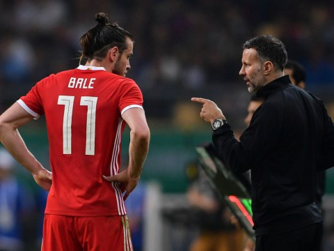 Ryan Giggs BANNED baseball caps on China tour and ordered Gareth Bale to drive one car