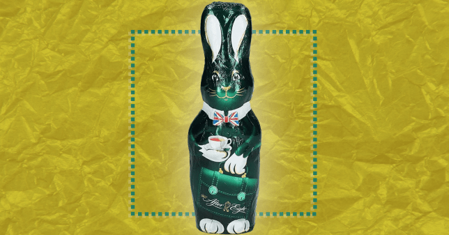 After Eight Easter bunny picture: Getty Images/metro.co.uk