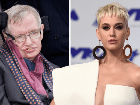 Katy Perry, David Walliams and Macaulay Culkin among celebrities paying tribute to Stephen Hawking