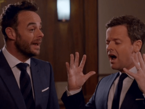 Dec channels his inner Sherlock as Saturday Night Takeaway series The Honoured continues