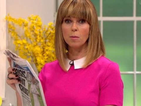 Where is Lorraine today, when is she back and why is Kate Garraway hosting?