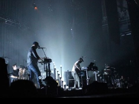 Bon Iver debuts new music at US show in collaboration with contemporary dance troupe Tu Dance