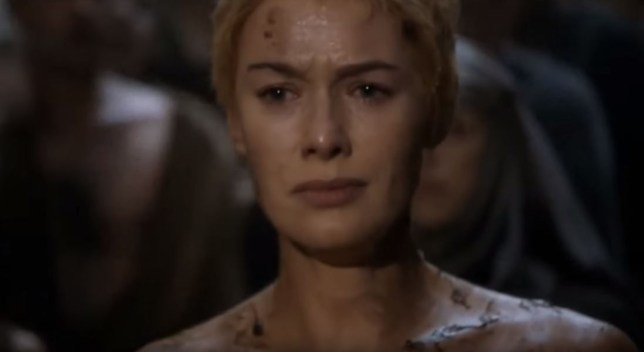 Game of Thrones brings back Lena Headeys naked Cersei