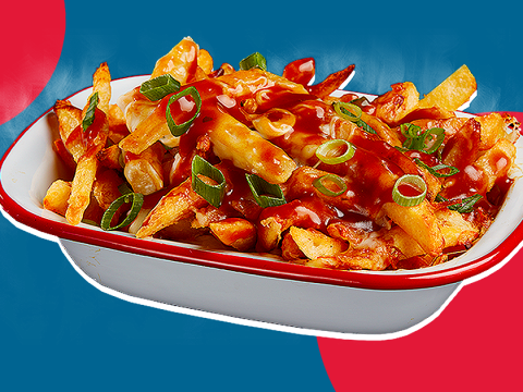 Domino's Australia has just started selling cheesy chips and gravy