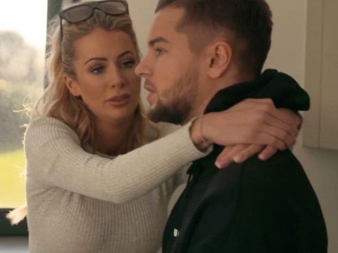 Friends claim Chris Hughes and Olivia Attwood's split NOT fake