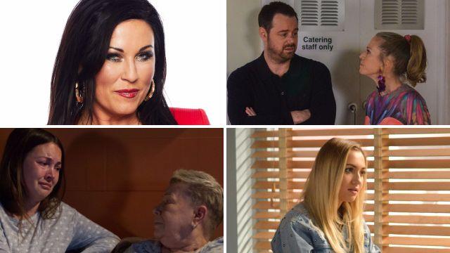 10 EastEnders spoilers: Kat death drama, Louise passion and shock return