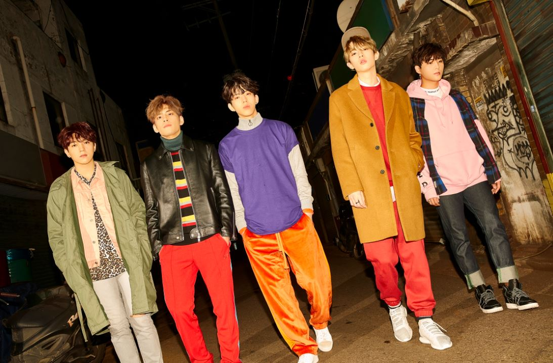 K-Pop band DAY6 on growing pains and being influenced by Britpop
