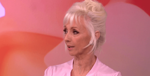 Debbie McGee leaves Ruth Langsford speechless with unexpected 'cock' confession