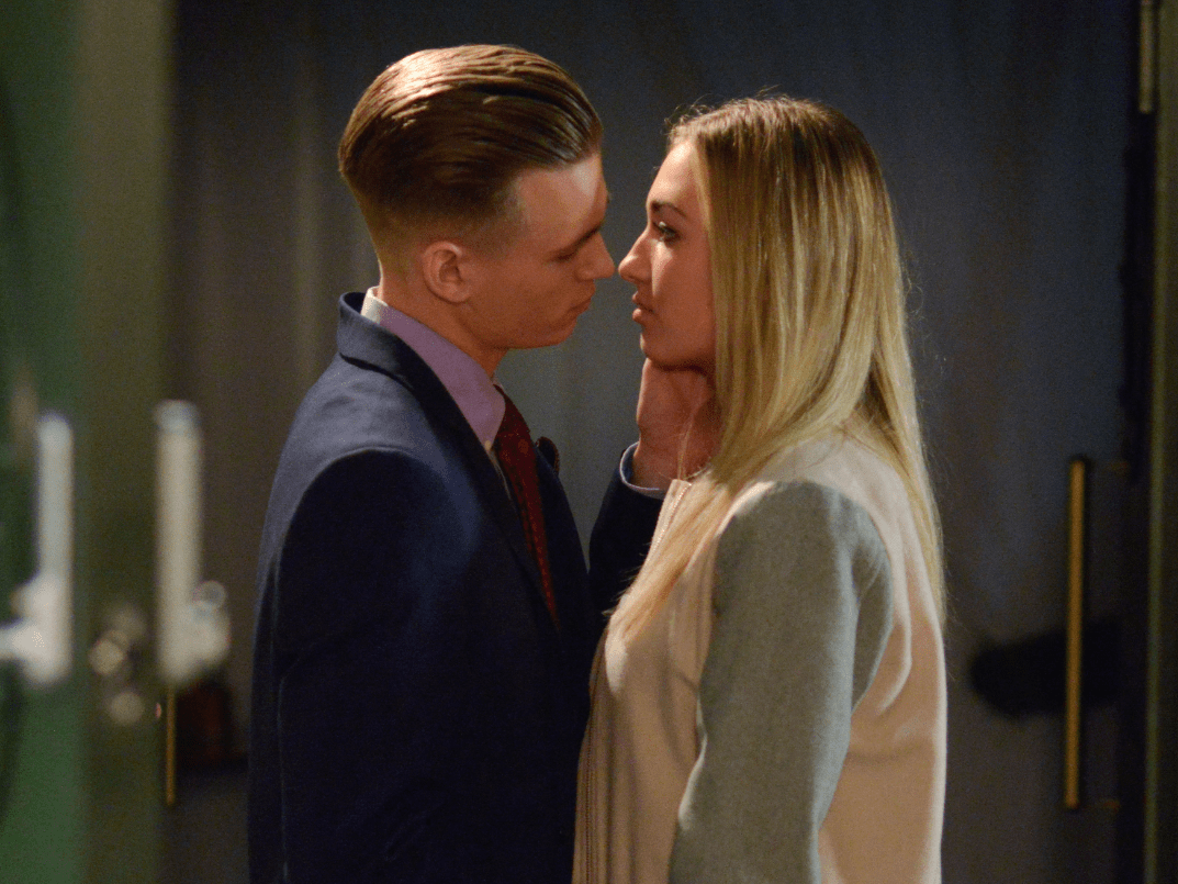 EastEnders spoilers: Hunter Owen seduces Louise Mitchell but what is he planning?