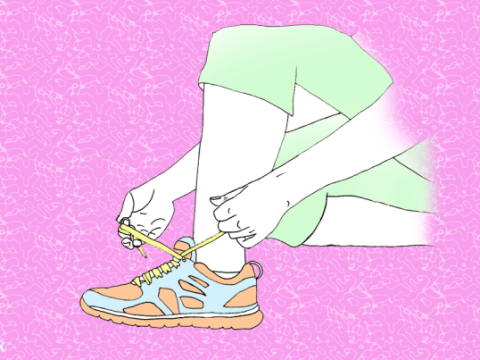 Why you need to exercise your feet and ankles if you want to run properly