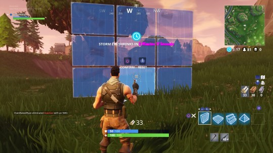 How to build doors and windows in Fortnite Battle Royale