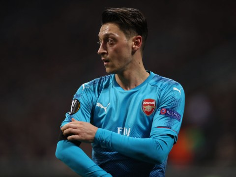 Mesut Ozil likes Instagram post mocking Danny Welbeck after Arsenal's win over AC Milan