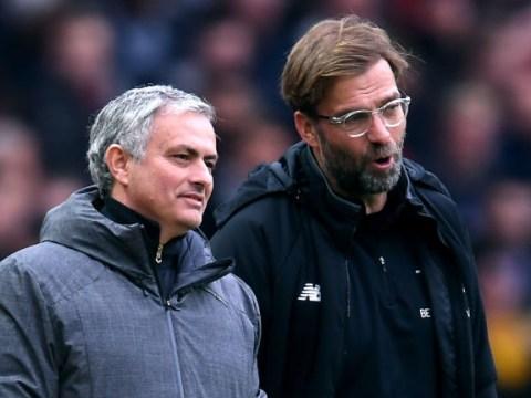 Jurgen Klopp jokes about Manchester United fans after Liverpool's Champions League draw