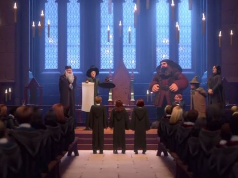 Harry Potter: Hogwarts Mystery mobile game shows off spells and duels in new trailer