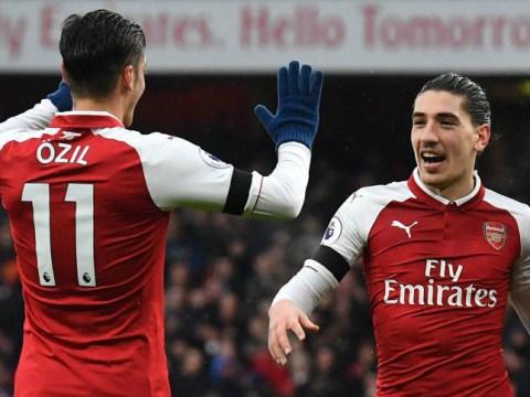 Arsene Wenger provides injury update on four Arsenal stars ahead of AC Milan clash