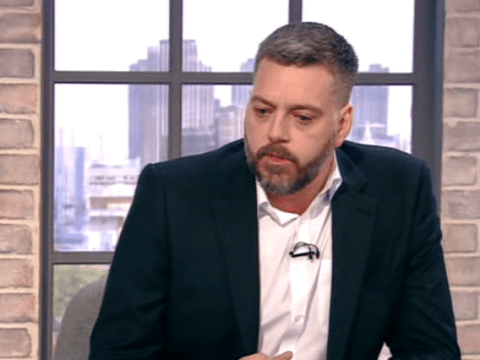 'I'm so close to telling you to f off!' Iain Lee storms off The Wright Stuff over awkward interview