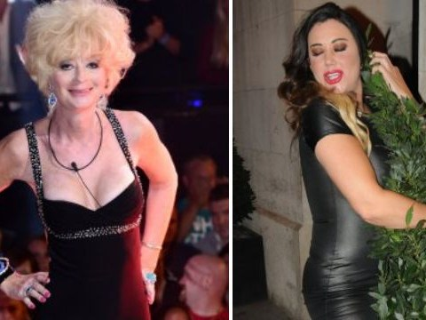 Lauren Harries bizarrely likens herself to Joan Collins as she claims her Jeremy Kyle showdown with Lisa Appleton 'will be edited'